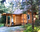 Click to View Loggers Cabin